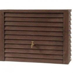 Kit Woody Foncé avec Collecteur 350 L