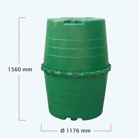 Kit réservoir Top-Tank 1300 litres
