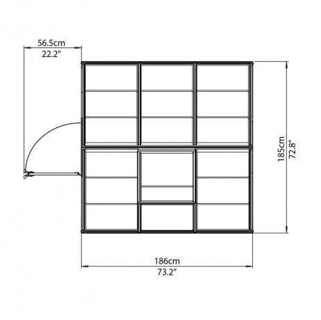 Harmony 3,44 m²