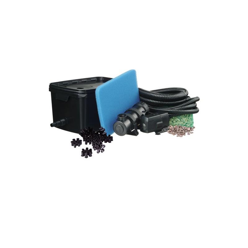 Kit filtre de bassin filtrapure for Accessoires de bassin