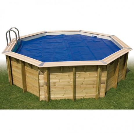 Bâche à bulles pour piscine - Ø 430 cm