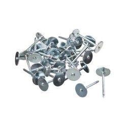 Clous pour collier de tuteurage x 100