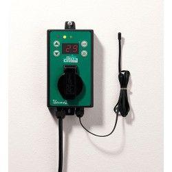 Thermostat TER 2 pour câble chauffant pour culture au sol