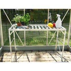 Table 1 plateau pour serre de jardin