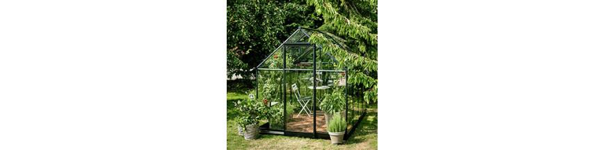 serre en verre tremp serre de jardin en verre tremp atout loisir. Black Bedroom Furniture Sets. Home Design Ideas