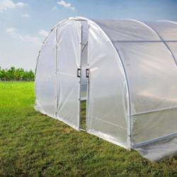 serre tunnel qualit pro atout loisir. Black Bedroom Furniture Sets. Home Design Ideas