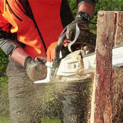 La tronçonneuse est indispensable pour vous faciliter la découpe du bois. Thermique ou électrique, la tronçonneuse est parfaitement adaptée aux travaux de l'élagage, d'abattage, d'ébranchage et de débitage grâce à sa puissance et à sa technicité. Vous pourrez ainsi travailler efficacement, rapidement et en toute sécurité.